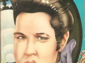 Elvis, Nik Cohn, Rock, Pop, Philip Castle, Airbrush, Illustration