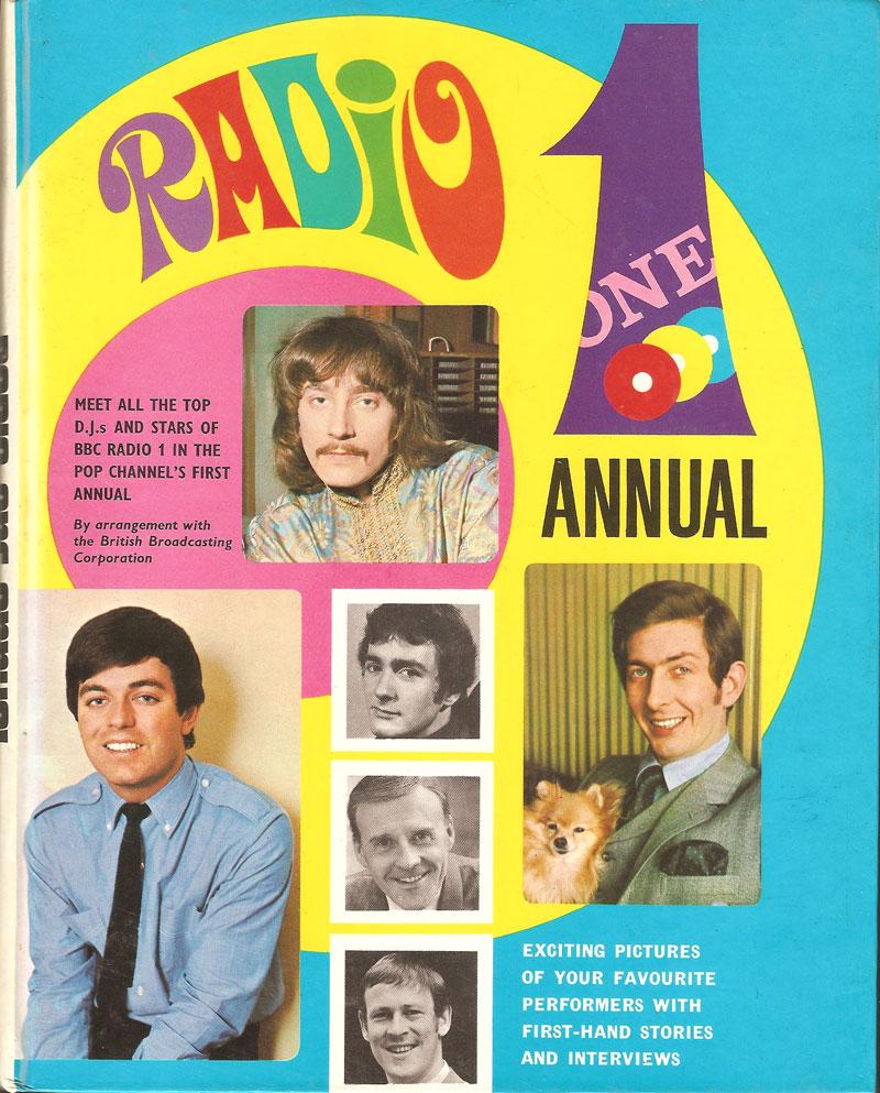 Radio 1 BBC Tony Blackburn Jimmy Young Dave Cash Kenny Everett