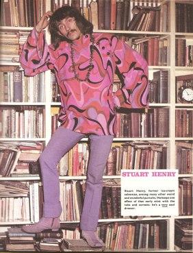 Stuart Henry, Radio 1, 60s, 70s, pop, pop music,