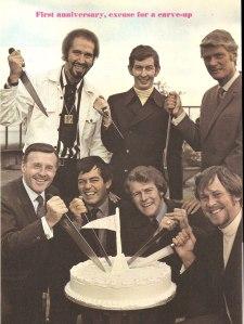 Radio 1, 60s, 70s, BBC, Tony Blackburn, Pete Murray, Dave Cash, Emperor Rosko, Chris Denning