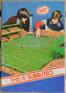 Subbuteo, football, soccer, vintage, game