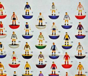Subbuteo Football Vintage World Cup