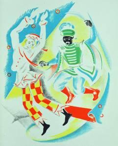 ballet, dancer, Stravinsky