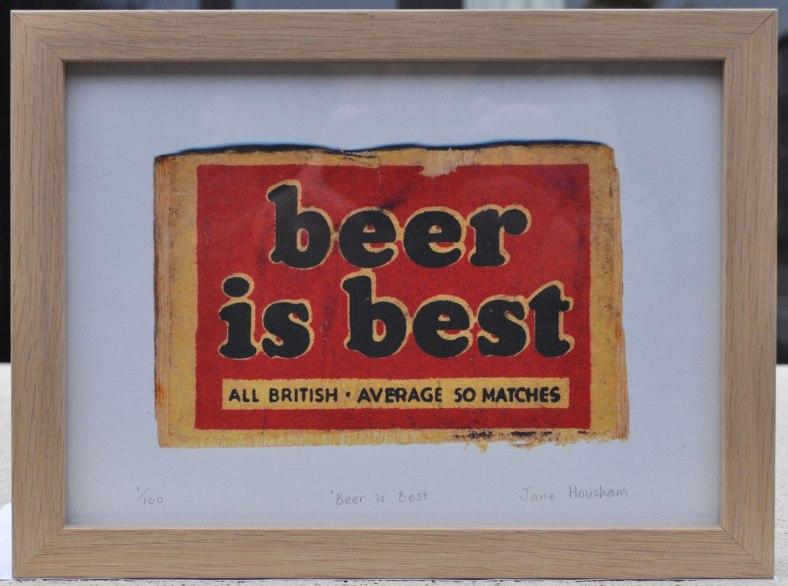 beer, match, matches, matchbox