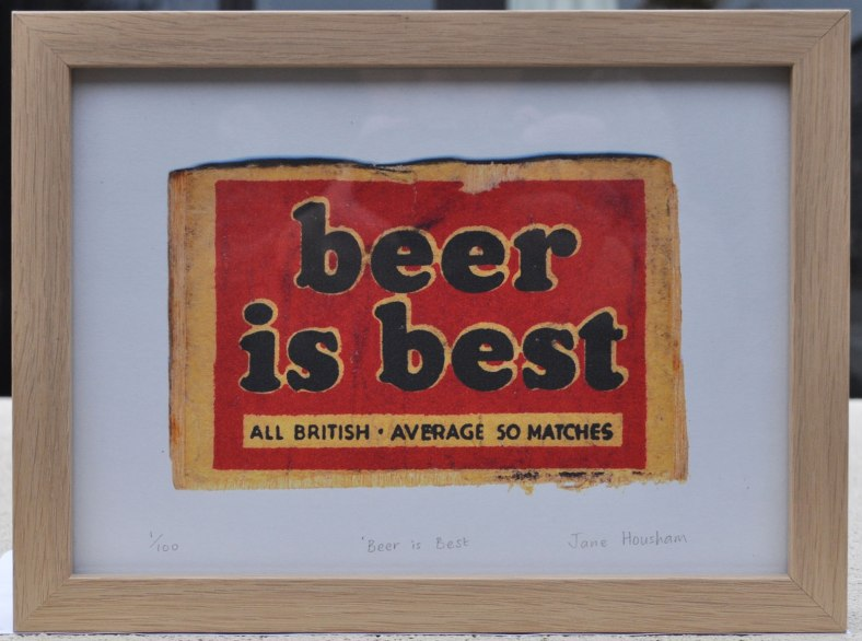 beer, match, matches, matchbox