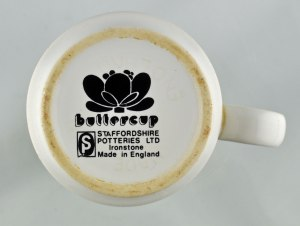1970s, Buttercup, logo, 70s, Seventies
