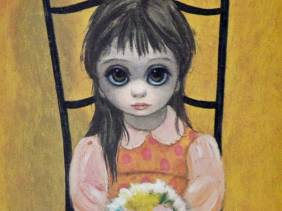 big eyes, Keane, Burton