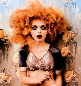 Big eyes, LaChapelle