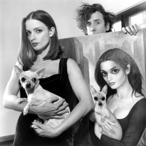 Lisa Marie Presley, Burton, Keane, big eyes