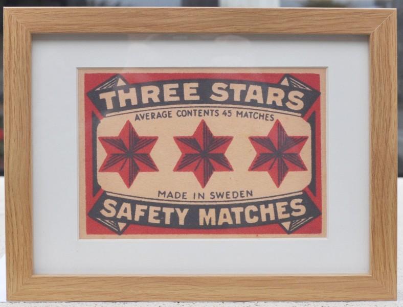 star, stars, match, matchbox